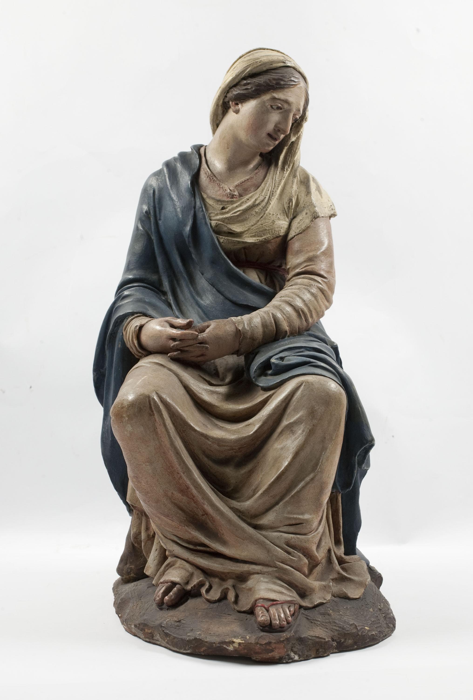 Damià Campeny - Mare de Déu - Cap a 1816