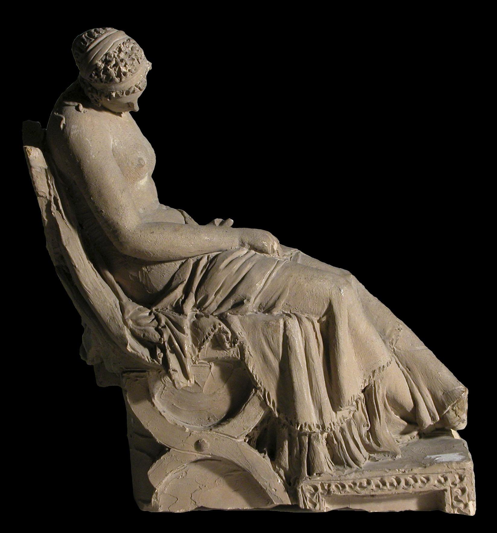 Damià Campeny - La mort de Cleòpatra - Cap a 1805-1810