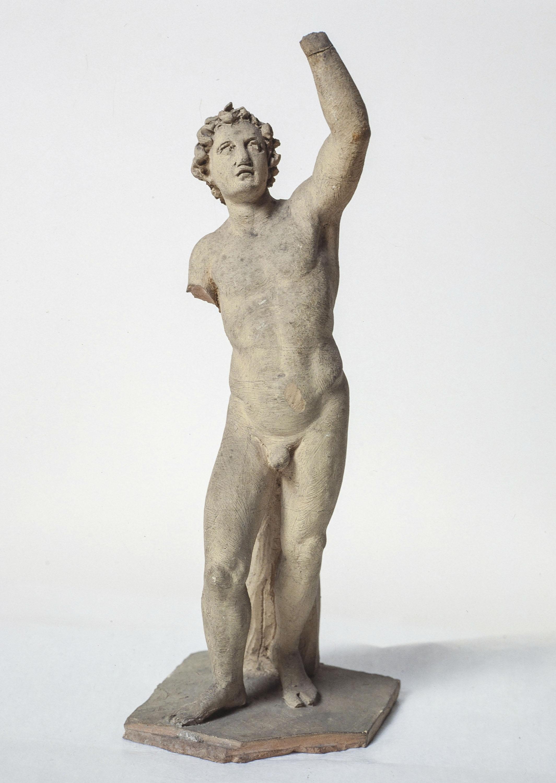 Damià Campeny - Model per a Apol·lo - Cap a 1806-1816