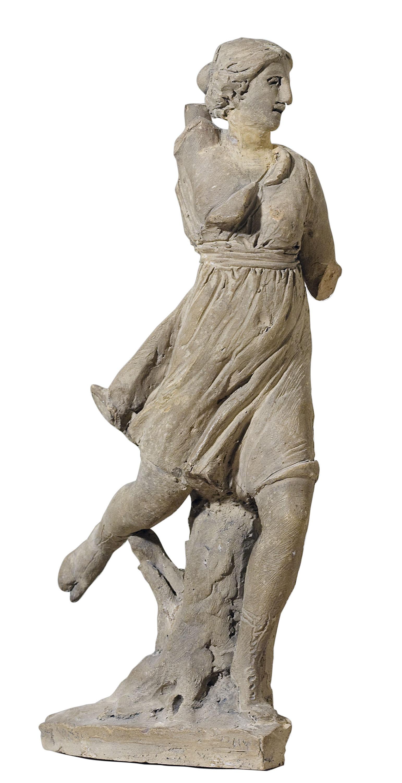 Damià Campeny - Diana caçadora - Cap a 1808