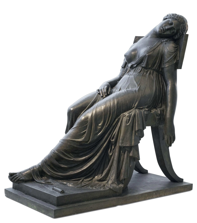 Damià Campeny - Lucrècia - Roma, 1803