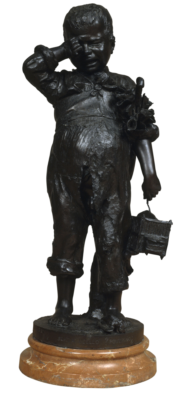 Torquat Tasso - Senza ucello, poverino! - 1891