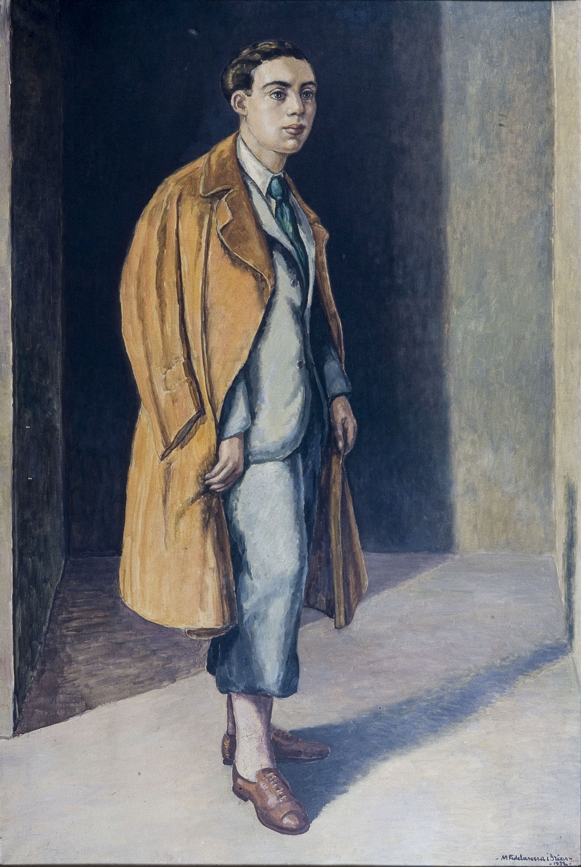 Marià Pidelaserra - Boy - 1932