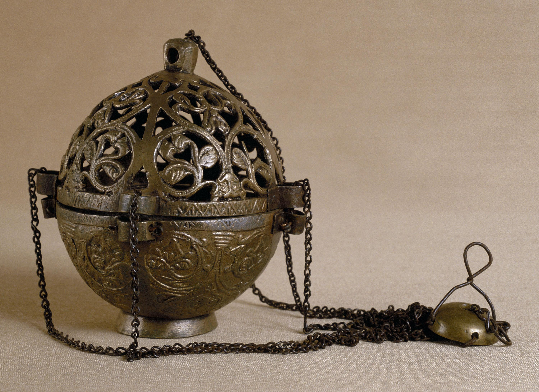 Anònim - Encenser - Finals del segle XII