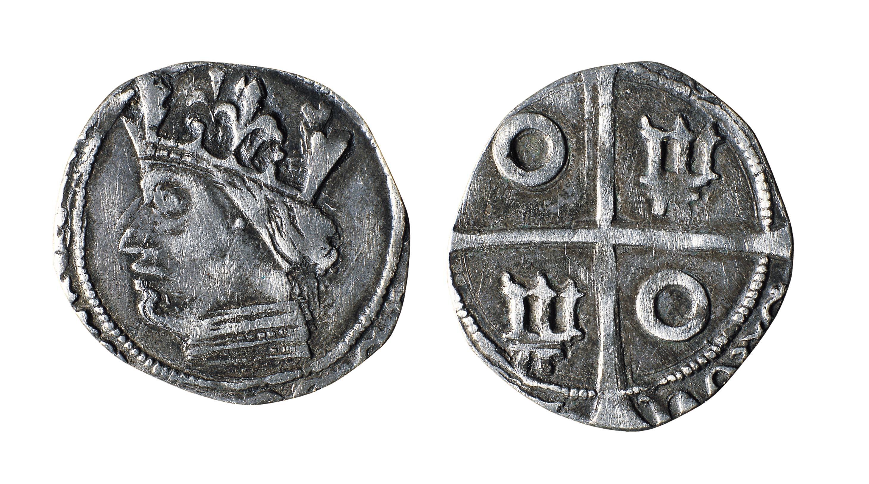 Joan II, dit «el Sense Fe» - Croat - 1458-1463