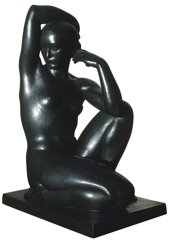 Pablo Gargallo - Acadèmia - 1933