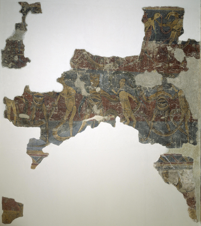 Mestre del Judici Final - Infern de Santa Maria de Taüll - Després de 1123