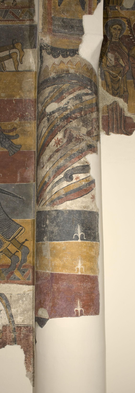 Mestre del Judici Final - Fust i capitell ornamentats de Santa Maria de Taüll - Després de 1123