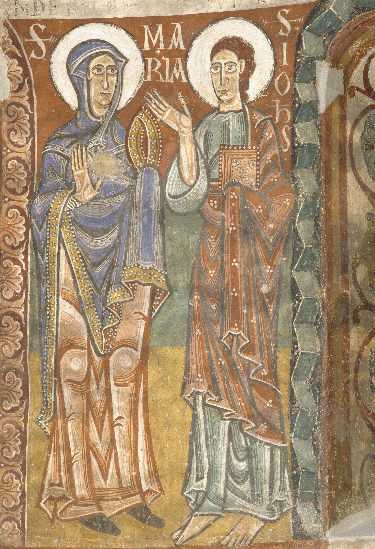 Mestre de la Seu d'Urgell - Absis de Sant Pere de la Seu d'Urgell - Segon quart del segle XII [2]