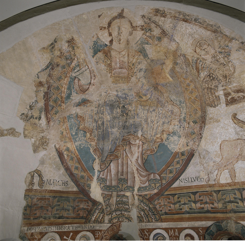 Mestre de la Seu d'Urgell - Absis de Sant Pere de la Seu d'Urgell - Segon quart del segle XII [3]