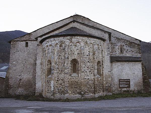 Mestre de Pedret - Absis de Santa Maria d'Àneu - Finals del segle XI – inicis del segle XII [6]