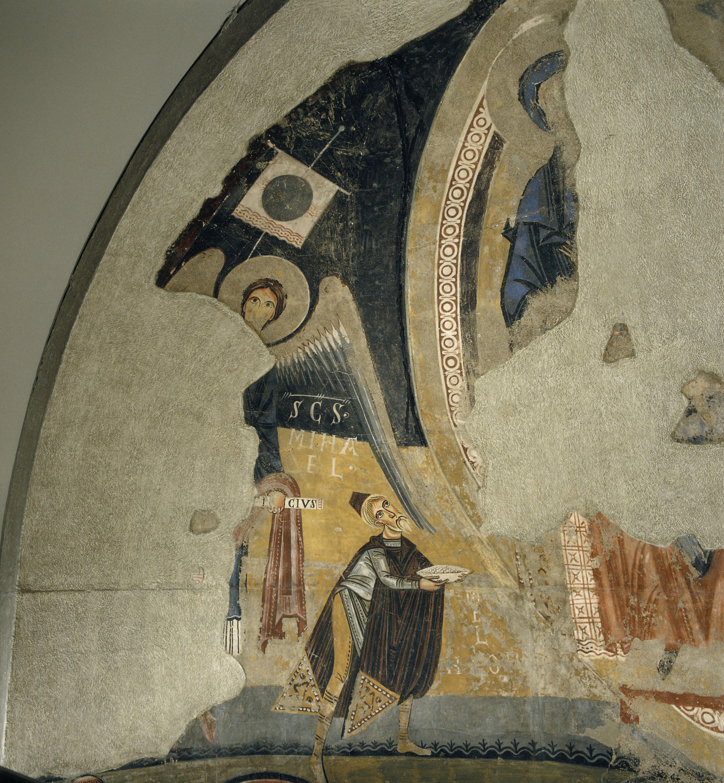 Mestre de Pedret - Absis de Santa Maria d'Àneu - Finals del segle XI – inicis del segle XII [11]