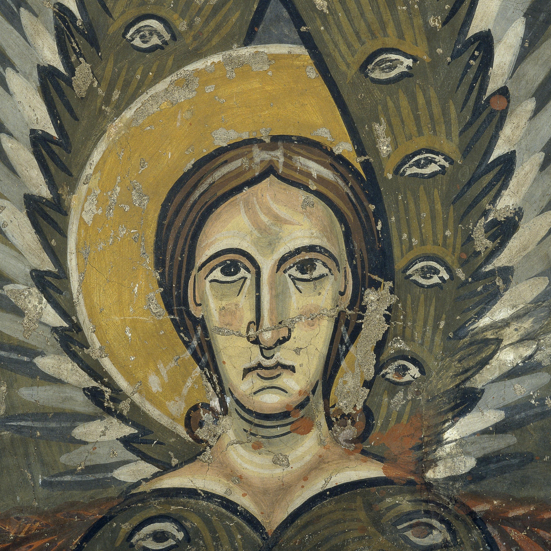 Mestre de Pedret - Absis de Santa Maria d'Àneu - Finals del segle XI – inicis del segle XII [14]
