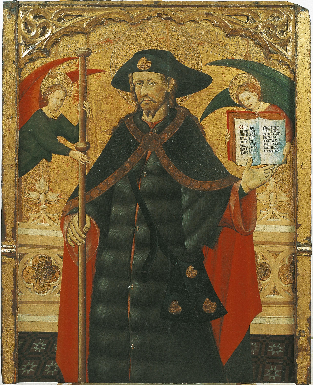 Jaume Mateu - Saint James the Great - Circa 1423