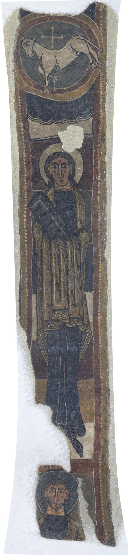Mestre del Judici Final - Anyell de Déu i sants de Santa Maria de Taüll - Després de 1123