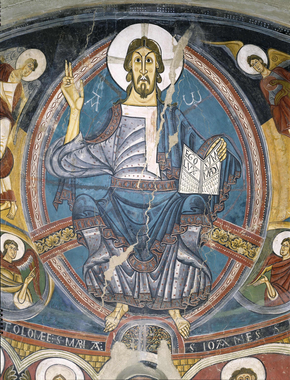 Mestre de Taüll - Absis de Sant Climent de Taüll - Cap a 1123 [6]