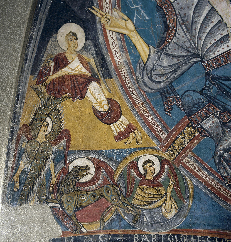 Mestre de Taüll - Absis de Sant Climent de Taüll - Cap a 1123 [8]