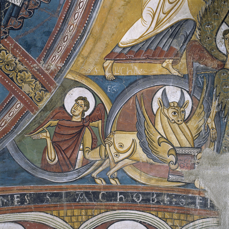 Mestre de Taüll - Absis de Sant Climent de Taüll - Cap a 1123 [10]