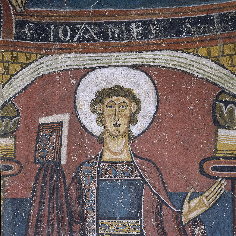 Mestre de Taüll - Absis de Sant Climent de Taüll - Cap a 1123 [13]
