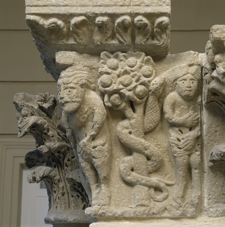 Anònim - Capitell i imposta del pilar de Camarasa - Últim quart del segle XII [2]
