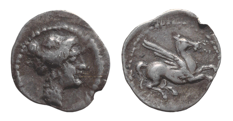 Emporion - Tritetartemorion d'Emporion - Finals del segle III aC
