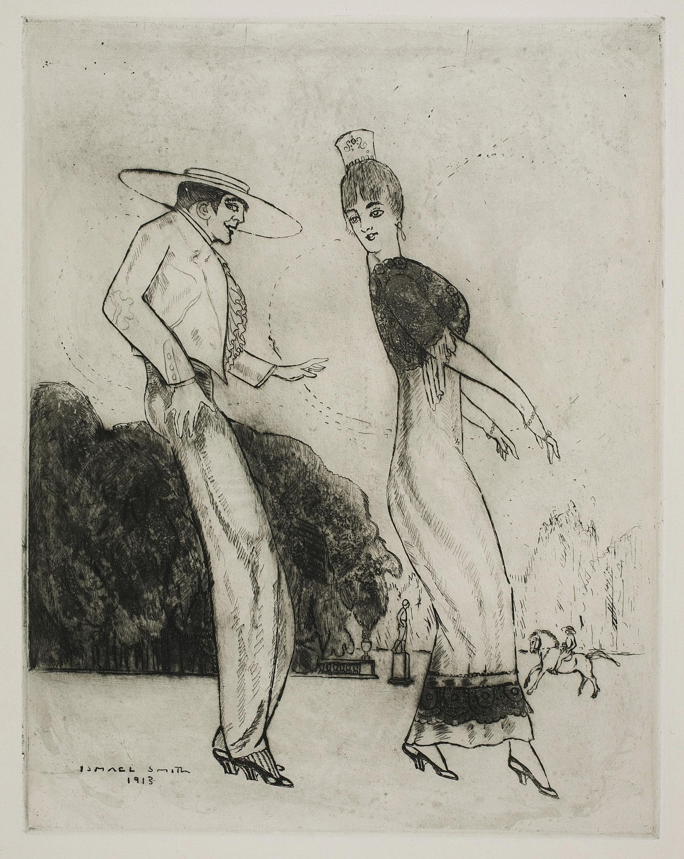 Ismael Smith - Follower - 1913