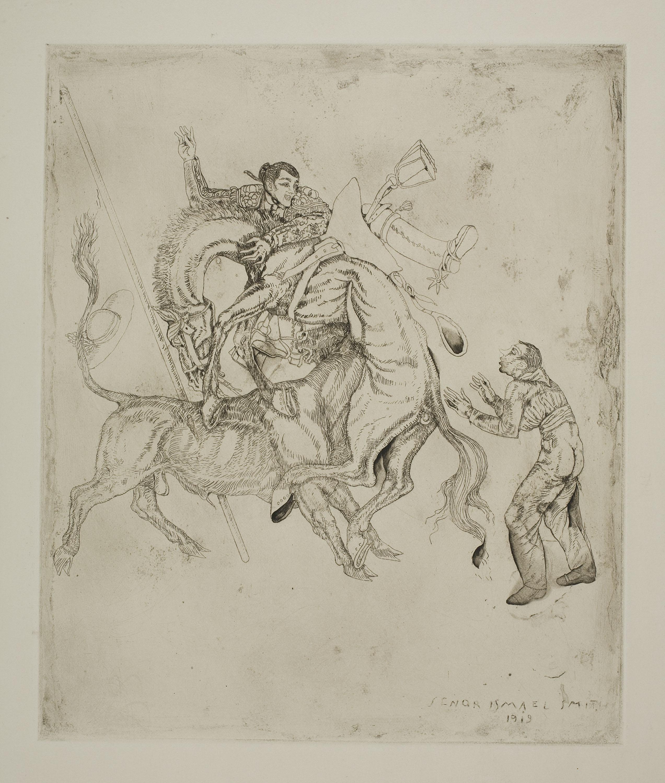 Ismael Smith - Buen toro - 1919