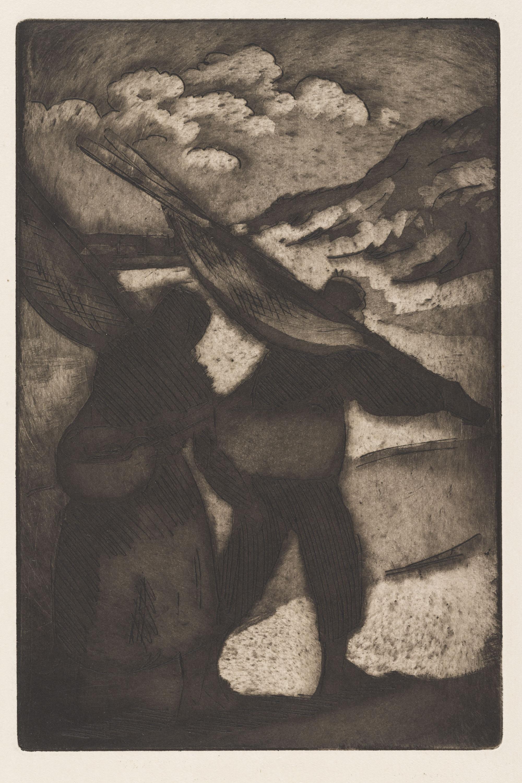 Juli González - Pescadors (Pêcheurs) - 1927