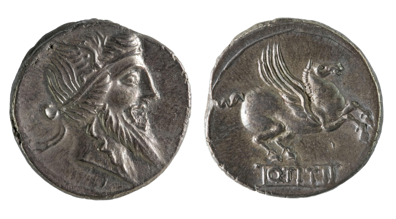 República romana - Denari - 90 aC