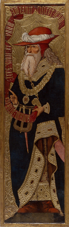 Joan Gascó - Abraham - Cap a 1500