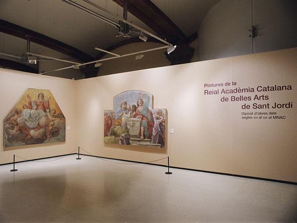 Annibale Carracci - Apòstols al voltant del Sepulcre buit - Finals de 1604 – inicis de 1605 [3]