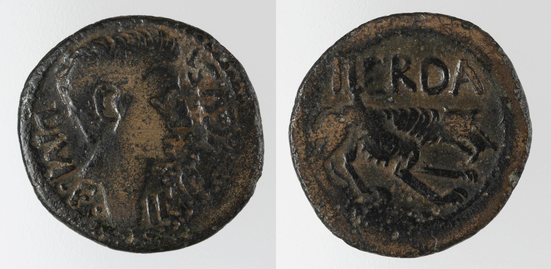August - Unitat d'llerda - 27 aC – 14 dC