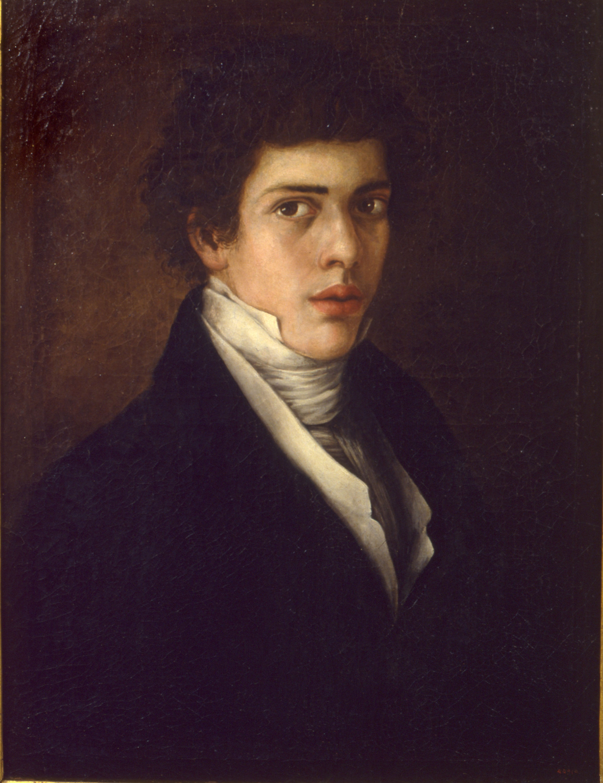 Antonio María Esquivel - Autoretrat - 1824