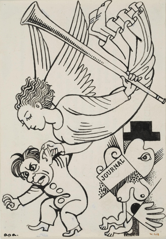 Feliu Elias - La fama a Picasso - 1932