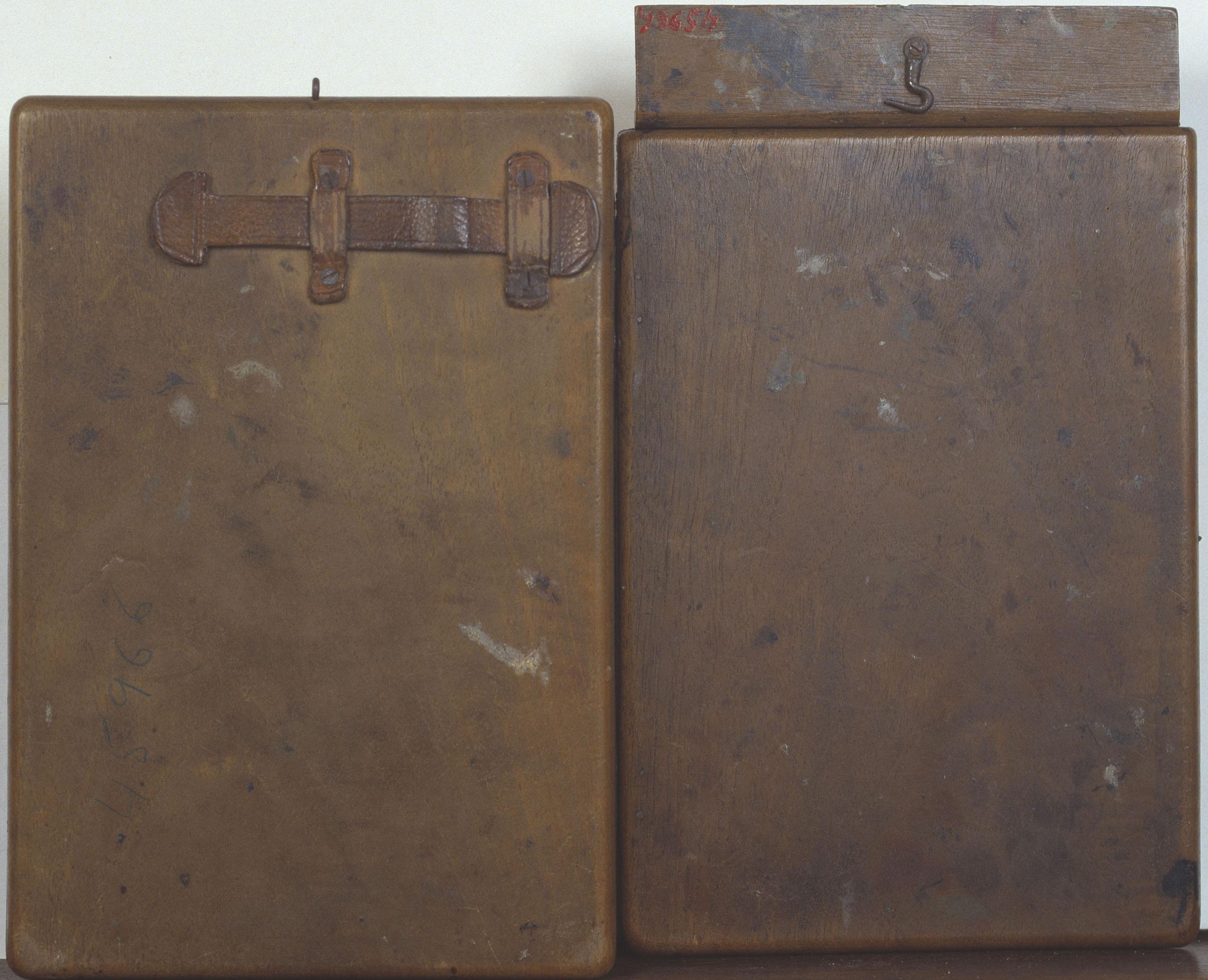 Marià Fortuny - Caixa-paleta de Marià Fortuny amb paisatge a la base interior - 1860-1874 [1]