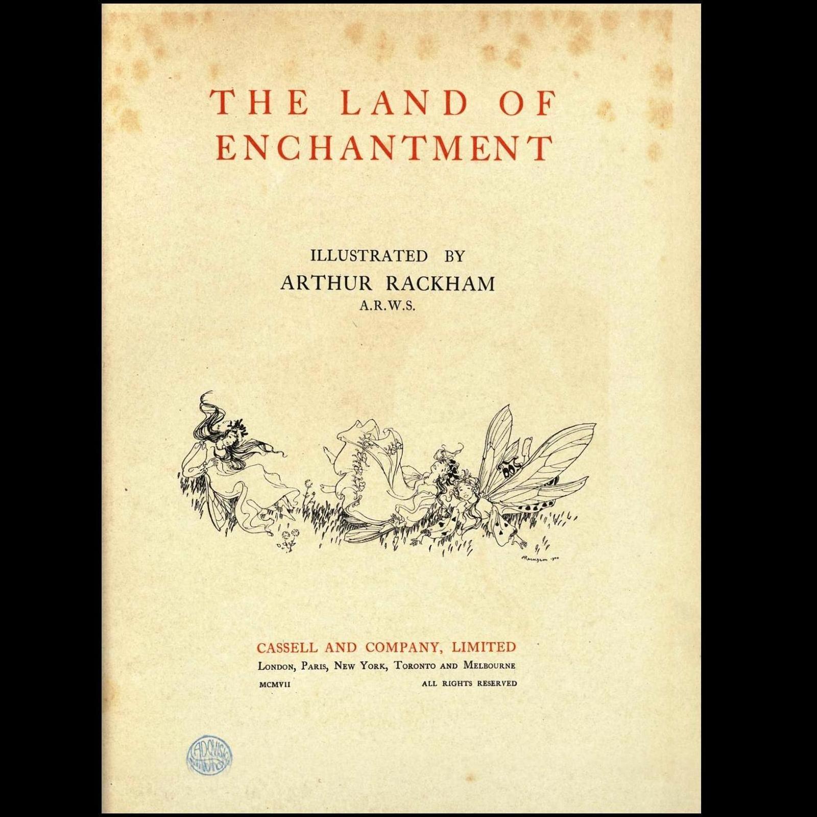 46 Arthur Rackham