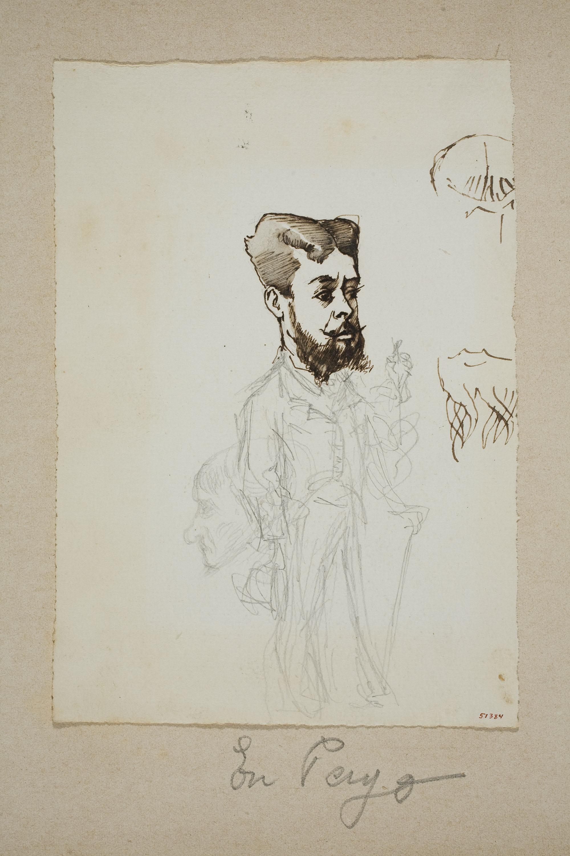 Apel·les Mestres - En Peyo - Cap a 1870-1878