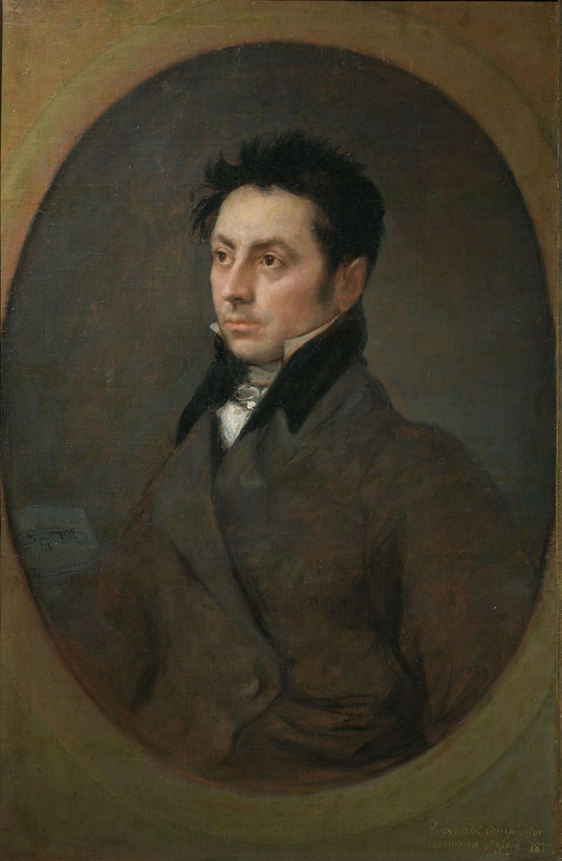 Francisco de Goya - Manuel Quijano - 1815