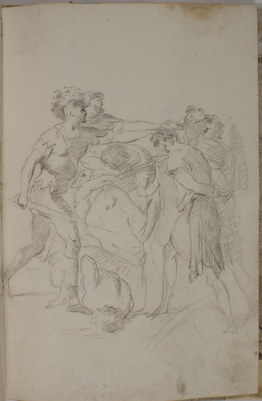 Domingo Álvarez Enciso - Roman album - Circa 1758-1762 or 1773-1789 [4]