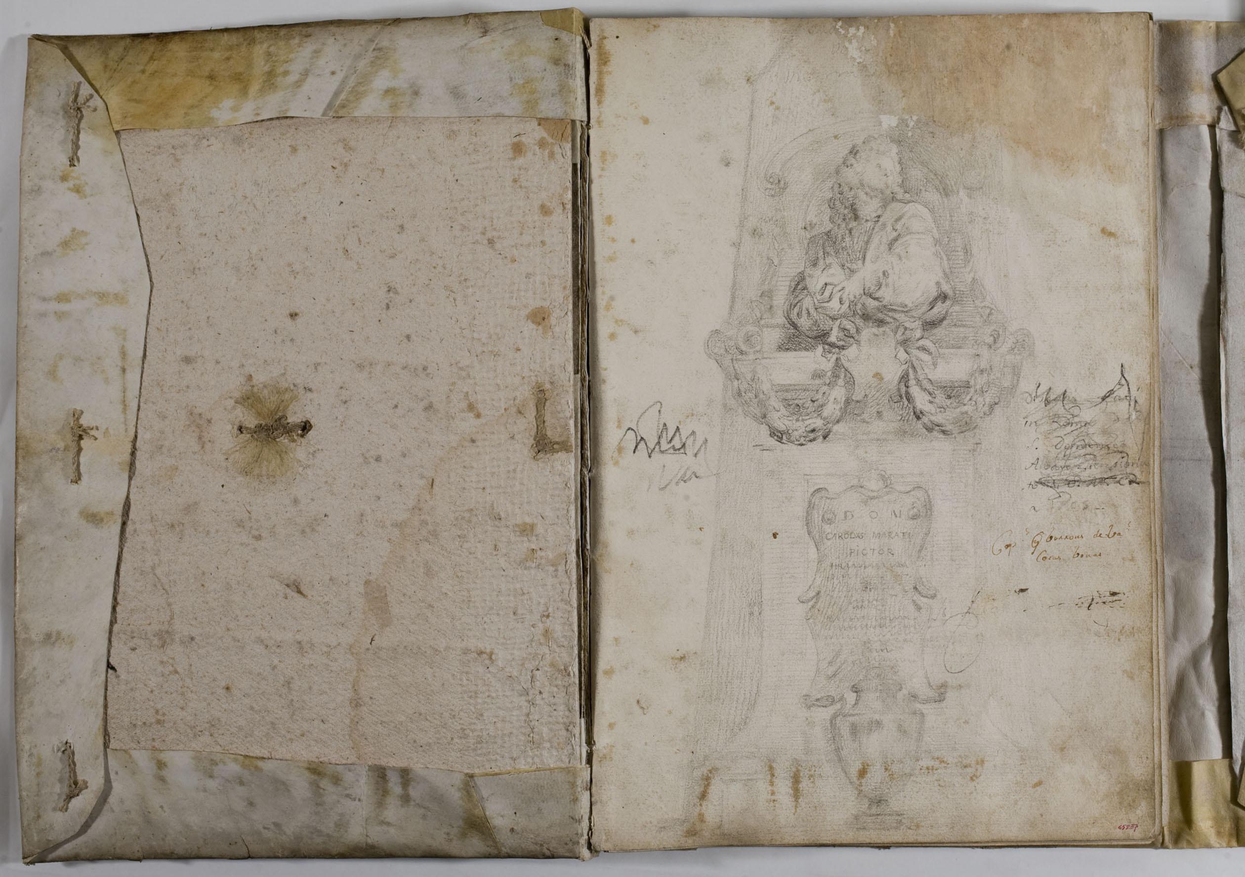 Domingo Álvarez Enciso - Roman album - Circa 1758-1762 or 1773-1789