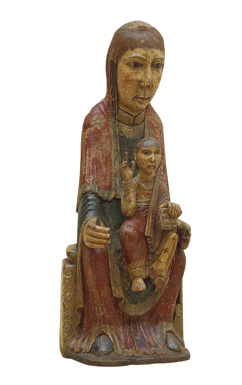 Anònim - Mare de Déu de Ger - Segona meitat del segle XII [1]