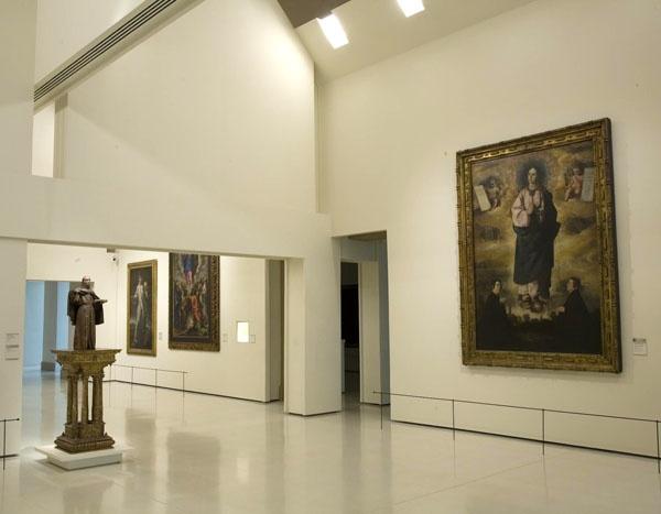 Francisco de Zurbarán - Immaculada Concepció - 1632 [3]