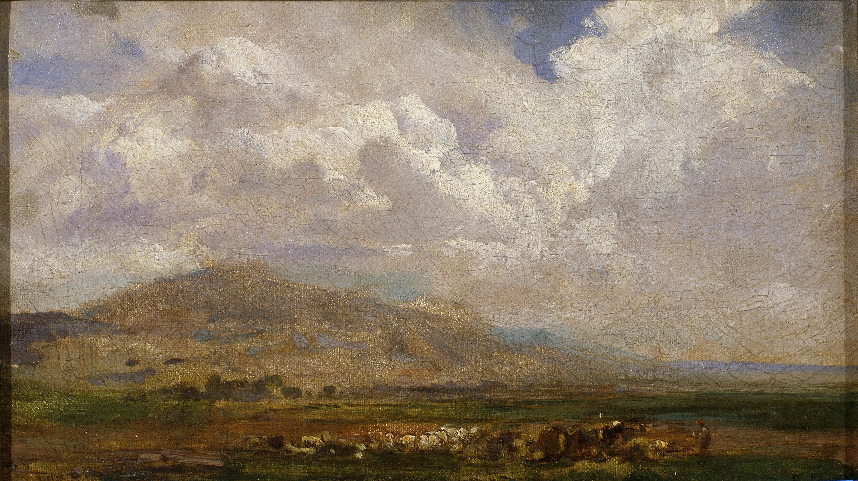 Ramon Martí i Alsina - Paisatge - Cap a 1860-1890