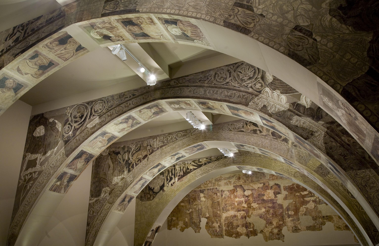 Mestre de la sala capitular de Sixena - Pintures de la sala capitular de Sixena - Entre 1196-1208 [1]