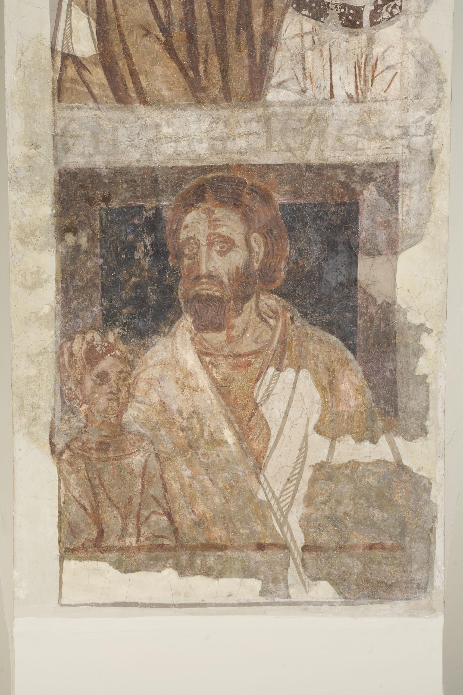 Mestre de la sala capitular de Sixena - D'Abihud a Eleazar de la genealogia de Crist segons Mateu, de la sala capitular de Sixena - Entre 1196-1208 [5]