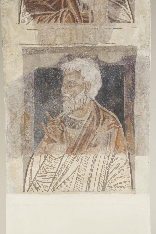 Mestre de la sala capitular de Sixena - De Nangai a Resà de la genealogia de Crist segons Lluc, de la sala capitular de Sixena - Entre 1196-1208 [6]