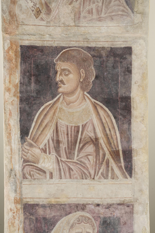 Mestre de la sala capitular de Sixena - D'Er a Simeó de la genealogia de Crist segons Lluc, de la sala capitular de Sixena - Entre 1196-1208 [3]