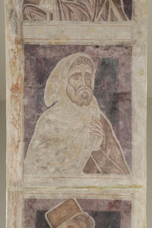 Mestre de la sala capitular de Sixena - D'Er a Simeó de la genealogia de Crist segons Lluc, de la sala capitular de Sixena - Entre 1196-1208 [4]