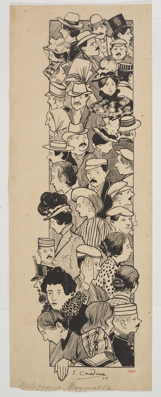 Joan Cardona - «A fer compras!» - 1898