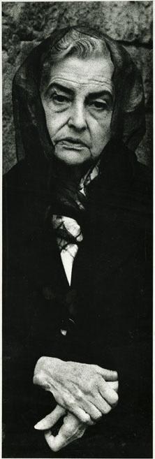 Joan Colom, Sense títol, cap a 1958. Donació de l'autor al Museu Nacional. © Joan Colom